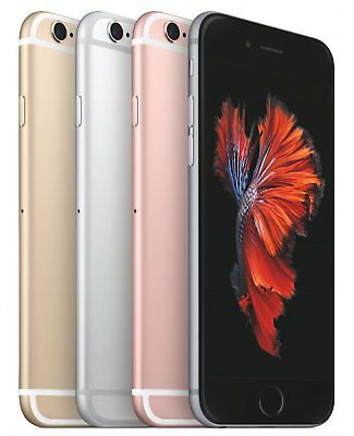 AU313.99 • Buy New *UNOPENDED* Apple IPhone 6s Unlocked Smartphone / Space Gray / 128GB