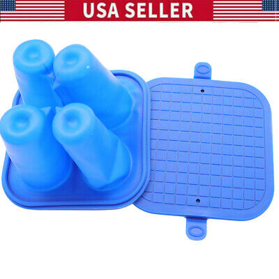 $17.96 • Buy USA 3D Sublimation Silicone Mug Mold Clamps For Short Glass Wine Bottle Transfer
