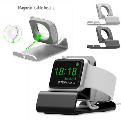 $ CDN5.99 • Buy For Apple Watch IWatch Charger Holder Cradle Bracket Charging Dock Stand Station