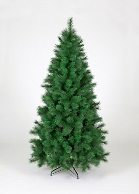 Luxury Christmas Tree Realistic Hard Needle Artificial Spruce 5/6/7/8ft  • 69.95£