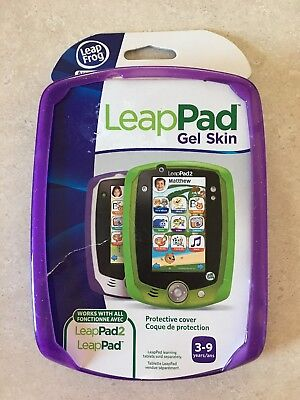 £7.99 • Buy NEW! LeapPad 2 Gel Skin Protective Cover Purple, Leap Frog Leap Pad Accessories