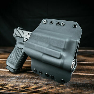 $39.99 • Buy R&R HOLSTERS: OWB Kydex Holster For Handguns With RMR, MOS