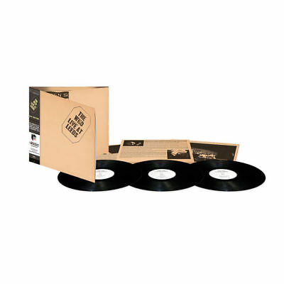 The Who Live At Leeds  Deluxe Edition 180 Gram Vinyl Set Half-speed Master • 19.99£