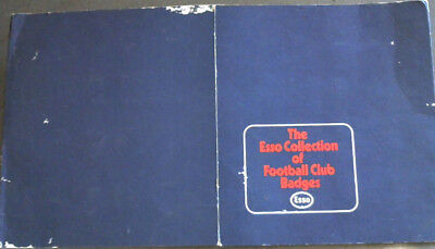 .. Esso Collection Of Football Club Badges • 35.91£