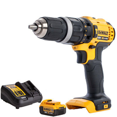 Dewalt DCD785N 18V Li-ion 2-Speed Combi Drill With 1 X 4.0Ah Battery & Charger • 146£