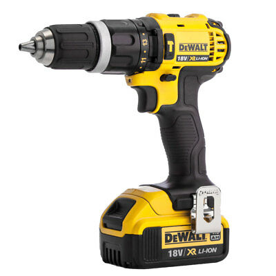 Dewalt DCD785N 18V XR Li-ion 2-Speed Combi Drill With 1 X 4.0Ah DCB182 Battery • 123£