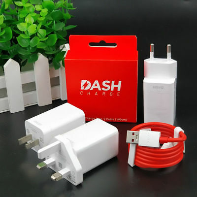 AU16.73 • Buy Original Oneplus 6T 6 5T 5 3 Dash Fast Charge Wall Charger Adapter Type C Cable