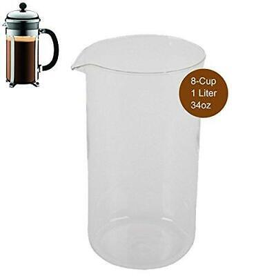 £11.04 • Buy First4Spares For Bodum Spare Glass Carafe For French Press Coffee Maker,...
