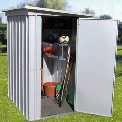 Yardmaster PEZ  5 X 4 Pent Metal Garden Shed  - Assembly Service Available • 176.59£