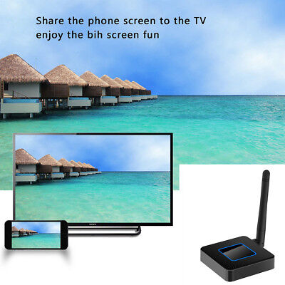 £22.65 • Buy Car Home Wifi Display Smart TV Dongle Mirror Link Box For Iphone Windows Android