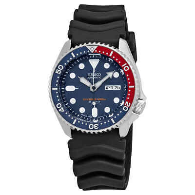 $ CDN411.12 • Buy Seiko Automatic Diver Blue Dial Pepsi Bezel Men's Watch SKX009J1