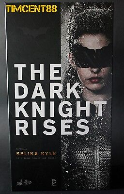 $ CDN599.19 • Buy Hot Toys MMS188 Batman Dark Knight Rises 1/6 Selina Kyle Anne Catwoman Normal