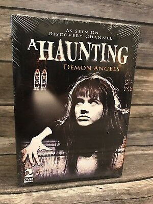 £10.61 • Buy A Haunting: Demon Angels (DVD, 2009, 2-Disc Set) Discovery Channel NEW Sealed