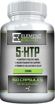 $ CDN167.75 • Buy 5-HTP (150 Ct X 200mg) By Element Nutraceuticals