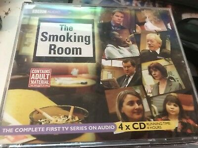 £9.95 • Buy BBC Classic Comedy CD Audiobook The Smoking Room Complete First Series