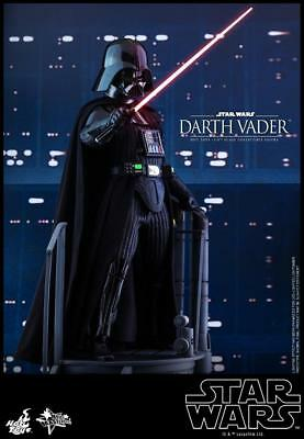 $ CDN608.68 • Buy HOTTOYS HT 1/6 MMS452 Star Wars Episode IV A New Hope Darth Vader 4.0 Figure NEW