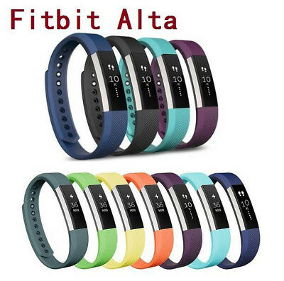 AU4.50 • Buy Replacement Wristband Watch Band Strap For Fitbit Alta / Alta HR Tracker