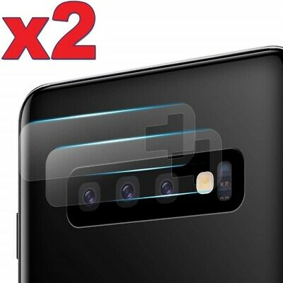 AU3.95 • Buy 2X For Samsung Galaxy S8 S9 S10 Plus Camera Lens Tempered Glass Screen Protector