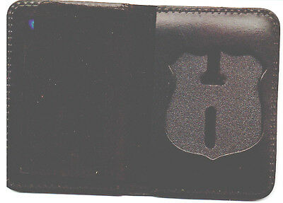 New York/New Jersey Police Style Shield/ID Book Wallet (Badge Not Included) • 15.59£