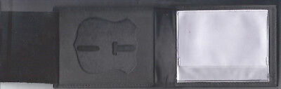 Franklin Plaza (NY) Police Badge Shield/ID Billfold Wallet (Badge Not Included) • 16.37£