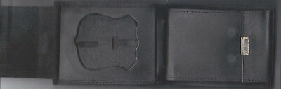 Franklin Plaza NY Police Shield/ID/Billfold/Picture Wallet (Badge Not Included) • 17.15£