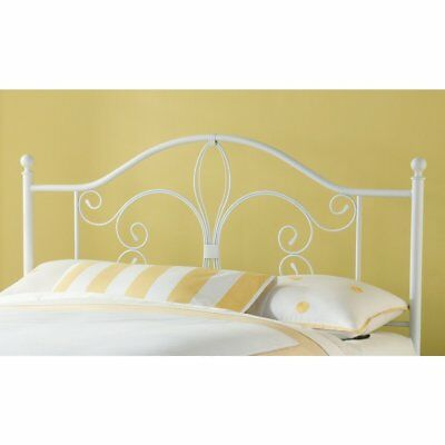 $277.01 • Buy Ruby Headboard - King - Rails Not Included, Textured White