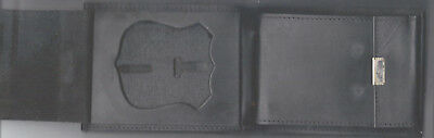 Nassau County (NY) Police Shield/ID Billfold/Picture Wallet Badge Not Included • 17.15£