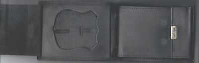 Nassau County (NY) Police Officer Shield/ID Billfold Wallet (Badge Not Included) • 16.37£