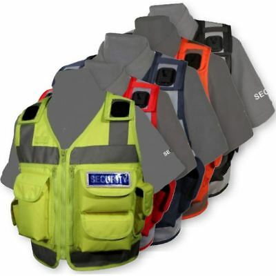 Protec Advanced Security Search And Rescue Utility Tactical Vest • 55.45£