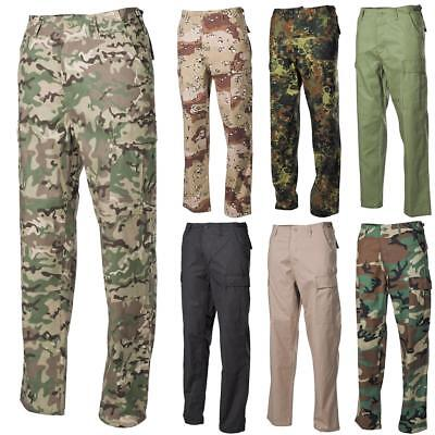 £23.95 • Buy MFH Ripstop BDU Combat Trousers Military Tactical Airsoft Security Work Pants
