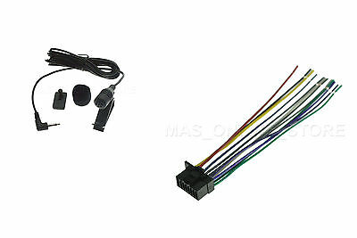 $ CDN19.32 • Buy Wire Harness & Microphone Mic For Sony Wx920bt Wx-920bt *ships Today*