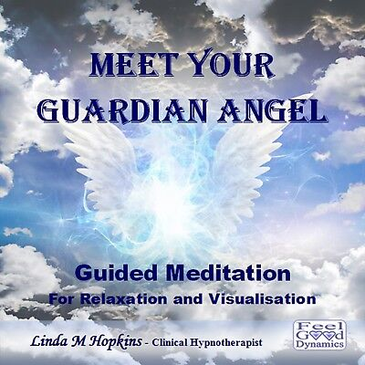 £7.97 • Buy Guided Meditation CD Meet Your Guardian Angel CD - Guardian Angel Meditation CD