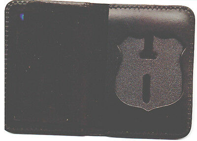 NYC Hospital Police Officer Style Shield/ID Book Wallet (Badge Not Included) • 15.59£