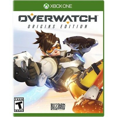 AU40 • Buy Overwatch Origins Edition - Xbox One XB1 - Very Good Condition