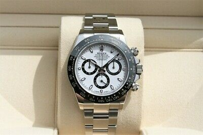 $ CDN35979.04 • Buy NWT! Rolex Daytona Ceramic White Face New 2018