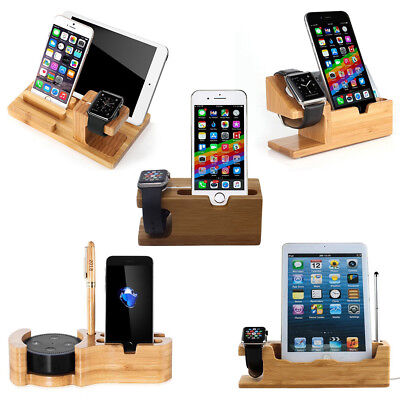 $ CDN16.98 • Buy Charging Dock Stand Station Charger Holder For Apple Watch IWatch IPhone IPad