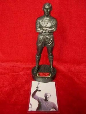 Legends Forever Bobby Moore West Ham England Limited Edition Figure Model • 39.99£