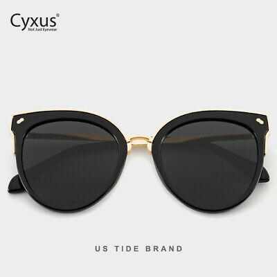 AU21.99 • Buy Cyxus Women Cat Eye Polarized Sunglasses For Anti Glare UV400 Outdoors