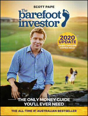 AU23.40 • Buy The Barefoot Investor By Scott Pape