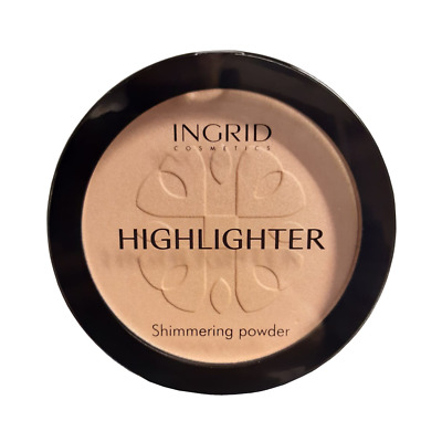 Verona Ingrid HD Beauty Innovation Shimmer Compact Powder 25g • 4.25£