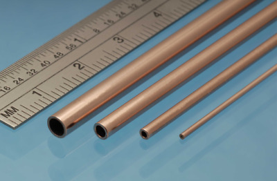 £4.92 • Buy Albion Alloys ROUND COPPER TUBE Metric Range In 305mm Lengths Precision Metal