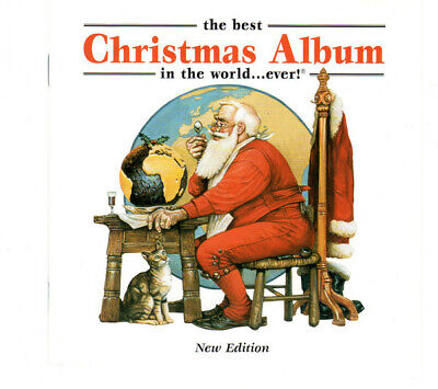 Best Christmas Album In The World Ever 2 CD Album Greatest Hits Classics Very Of • 6.99£