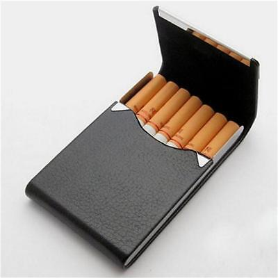Pocket Tobacco Box Case PU Leather Slim Cigarette Roll Up Holder Hot LA • 3.51£