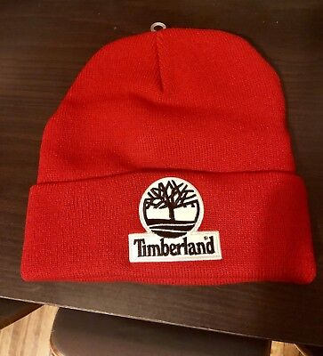 $ CDN102.51 • Buy Supreme Timberland FW16 Red Beanie