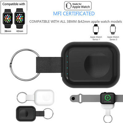 $ CDN19.71 • Buy For Apple Watch IWatch 1. 2.3. 4 Series Portable Pocket Charger Charging Cable