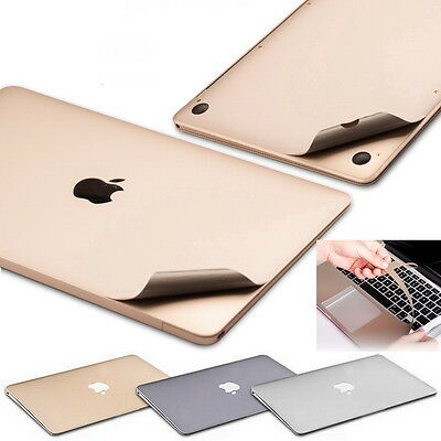 $17.82 • Buy 3M Decal Sticker Skin Film Cover Guard Protector For Apple MacBook Pro 13 A1278