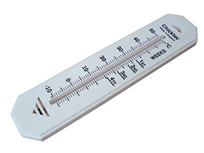 £18.45 • Buy Shorefields Chicktec Brooder Thermometer
