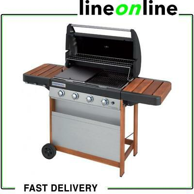 Campingaz 4 Series Woody L Outback Gas BBQ-Barbecue • 383.32£