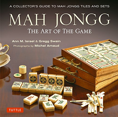 $35.86 • Buy Mah Jongg: The Art Of The Game: A Collector's Guide To Mah Jongg Tiles And Sets