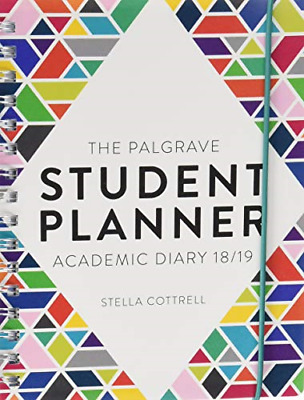 The Palgrave Student Planner 2018-19 Palgrave Study Skills • 5.15£